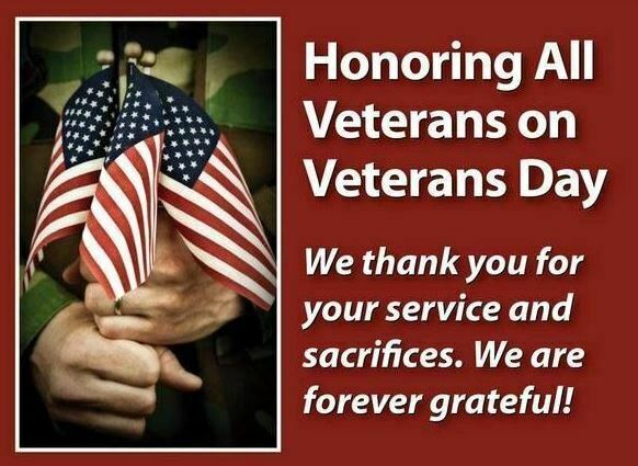 Honoring Veterans Quotes - Veterans Day Thank You Quotes