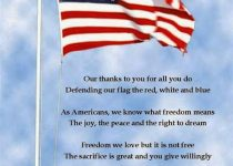 Thank You Veterans Day Poems