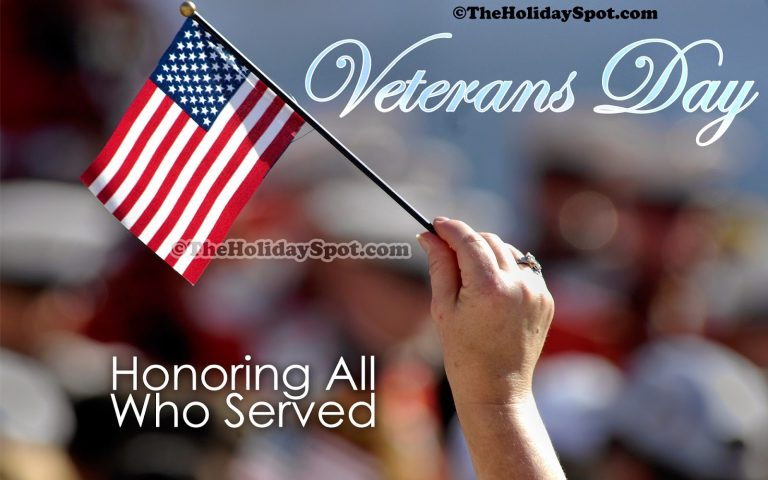 Happy Veterans Day Card Messages for Facebook
