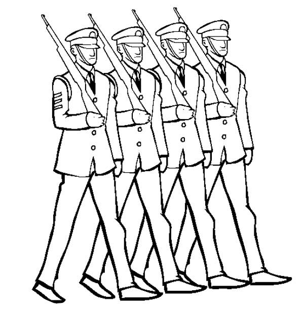 Veterans Day Pictures to color and print