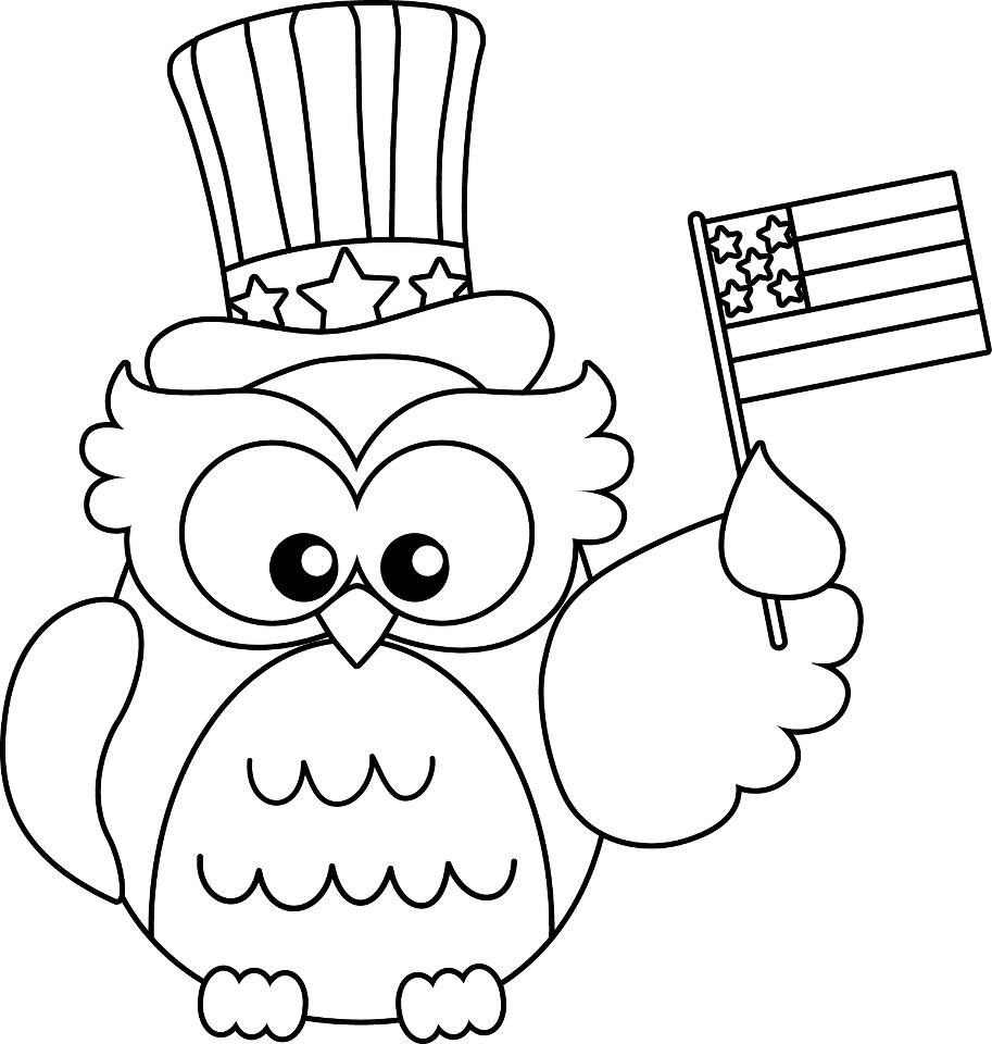 Veterans Day Pictures Coloring Pages