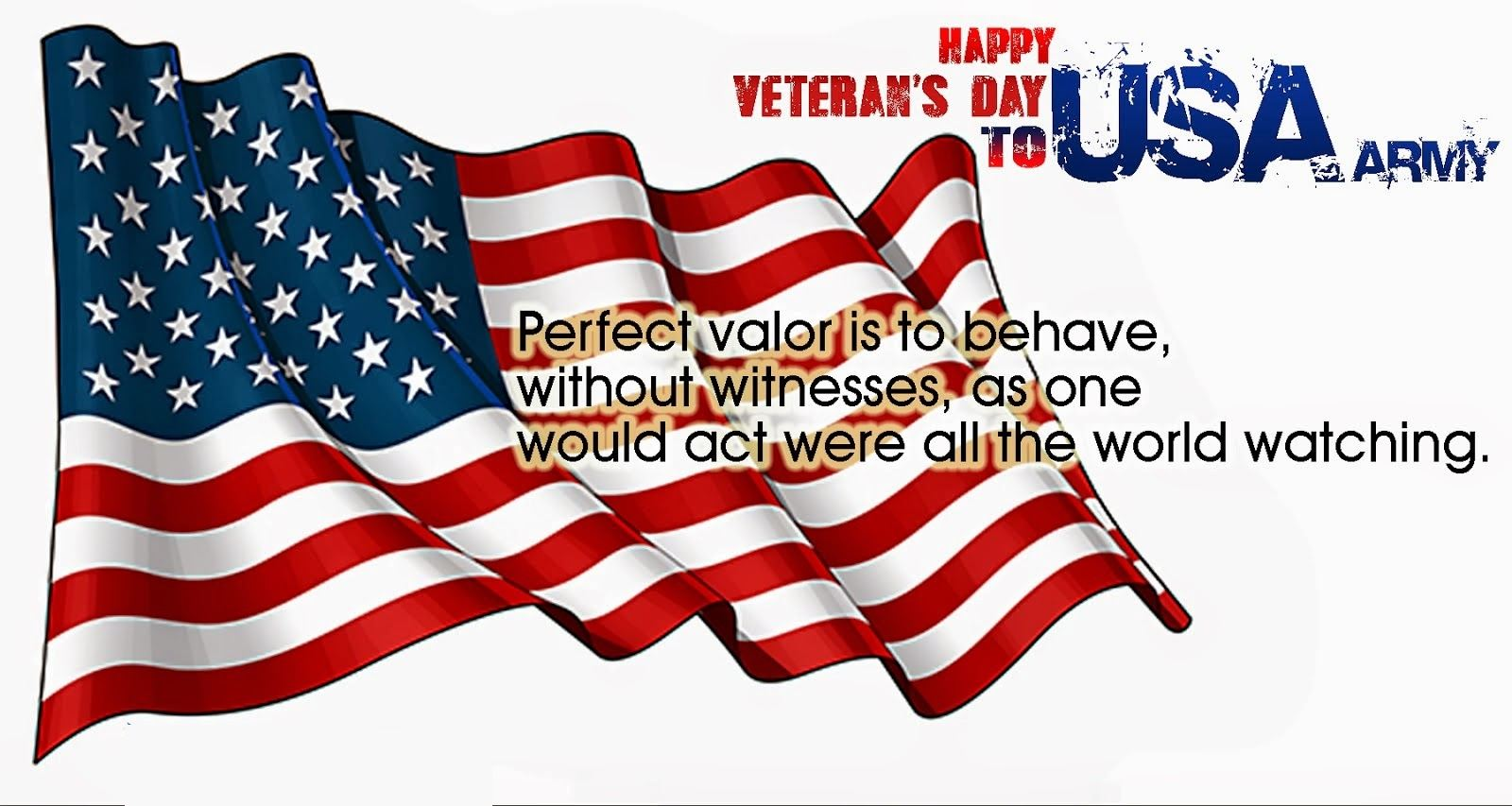 Veterans Day SMS Messages