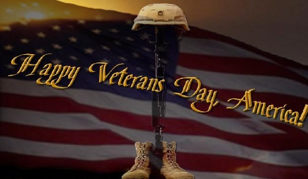 Veterans Day Messages for US Soldiers