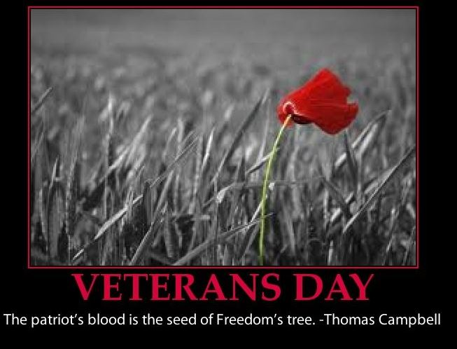 Veterans Day Remembrance Messages
