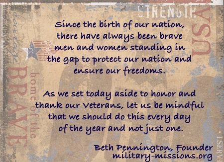 Veterans Day Remembrance Quotes