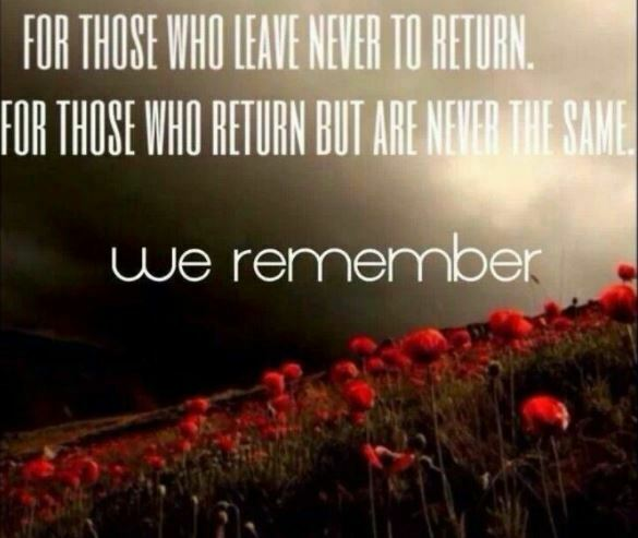 Veterans Day Remembrance Sayings