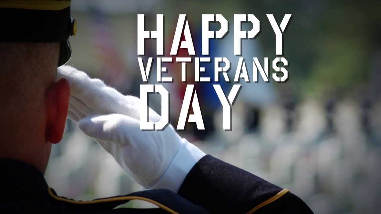 Veterans Day Thank You Message